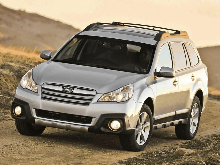 2012 Subaru Outback 2.5i - USA version 342270