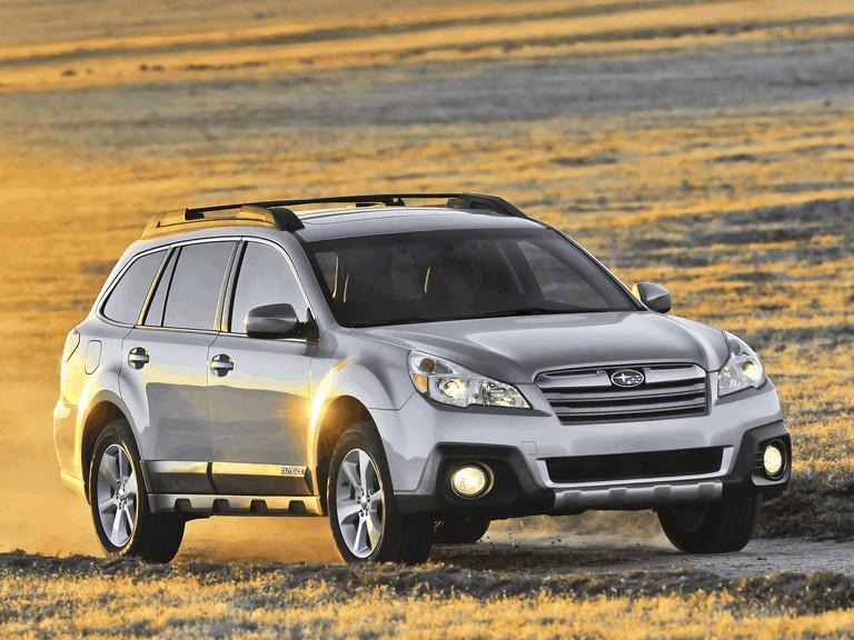 2012 Subaru Outback 2.5i - USA version 342271
