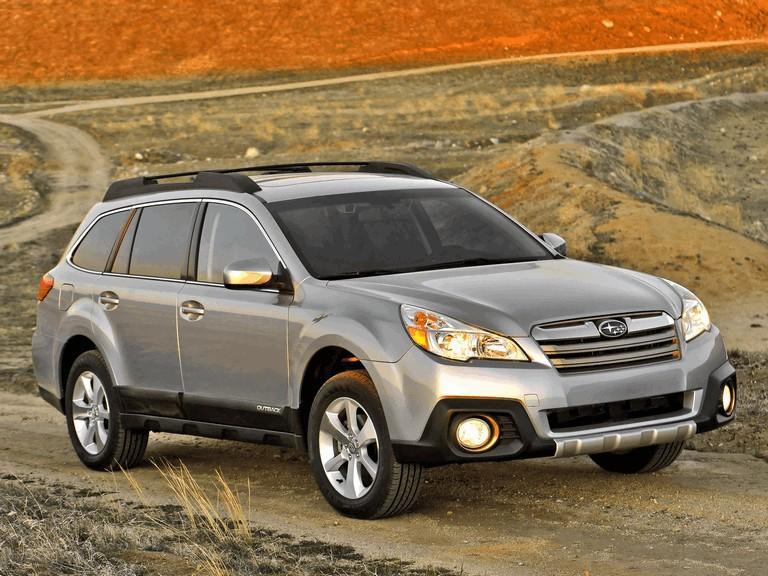 2012 Subaru Outback 2.5i - USA version 342272