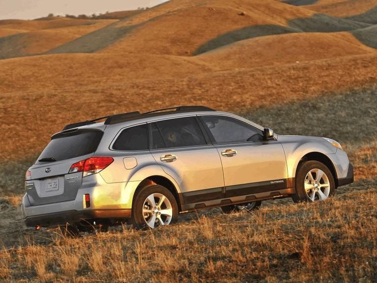 2012 Subaru Outback 2.5i - USA version 342273
