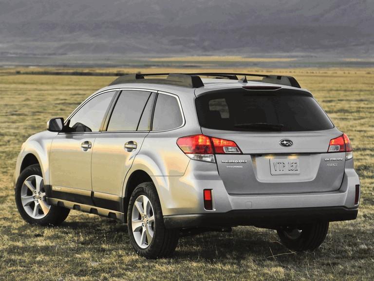 2012 Subaru Outback 2.5i - USA version 342276