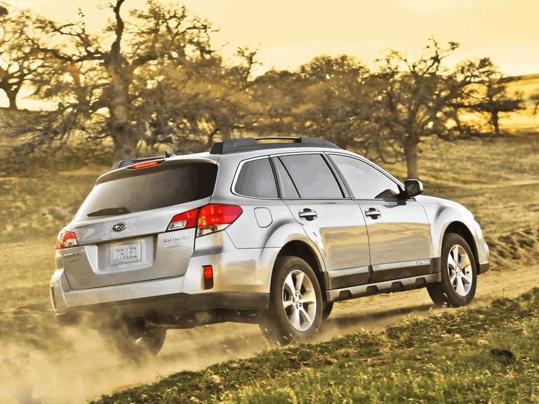 2012 Subaru Outback 2.5i - USA version 342277