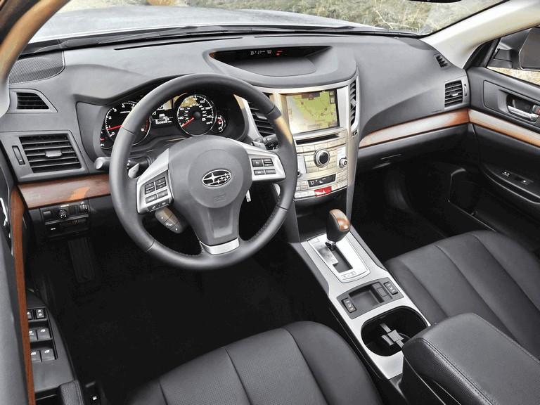 2012 Subaru Outback 2.5i - USA version 342278