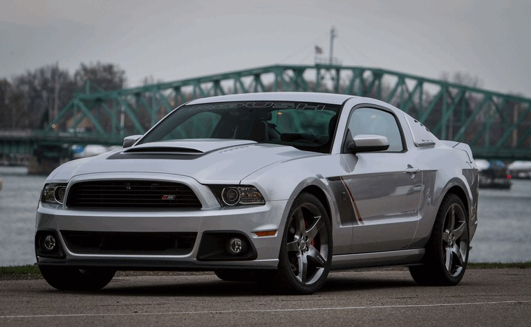 2013 Ford Mustang Stage 3 by Roush 343102