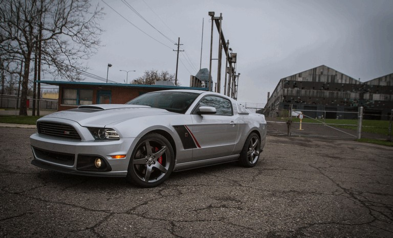 2013 Ford Mustang Stage 3 by Roush 343107
