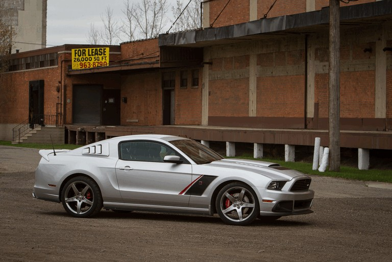 2013 Ford Mustang Stage 3 by Roush 343130