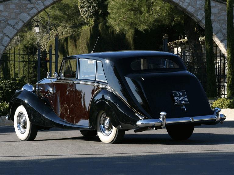 1953 Rolls-Royce Silver Wraith Limousine by Hooper 343236