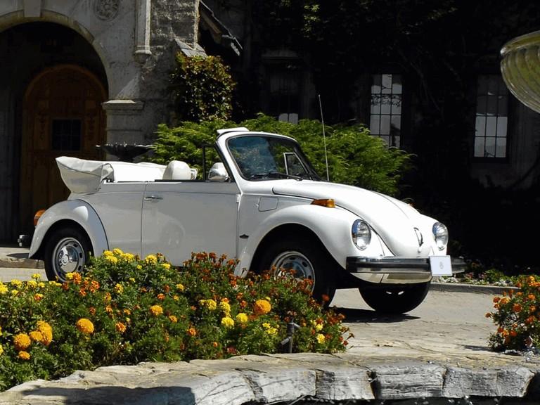 1977 Volkswagen Beetle convertible type 1 343361
