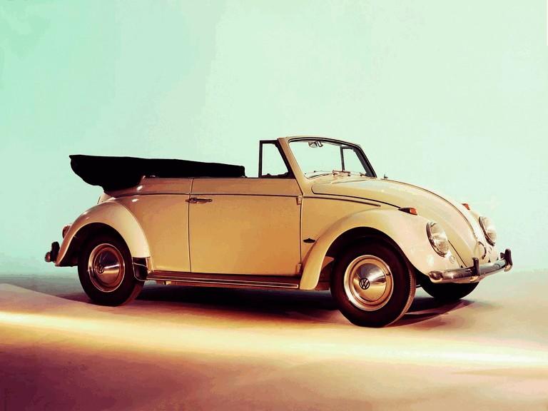 1977 Volkswagen Beetle convertible type 1 343362