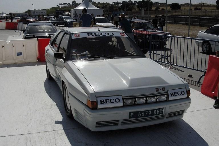 1985 Citroen BX 4TC rally 508773
