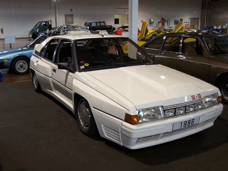 1985 Citroen BX 4TC rally 508775