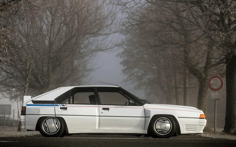 1985 Citroen BX 4TC rally 508777