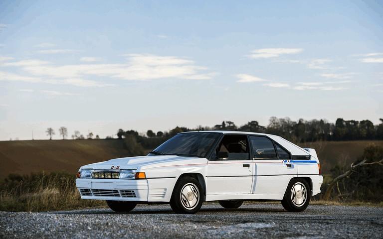 1985 Citroen BX 4TC rally 508780