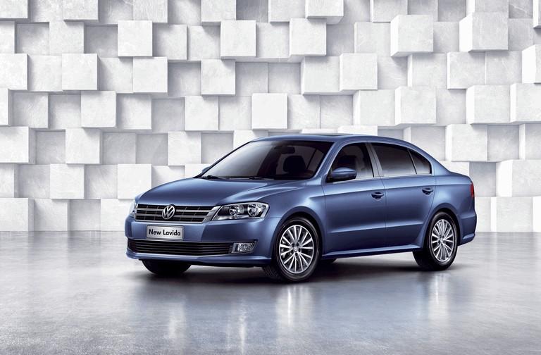 2012 Volkswagen Lavida 343815