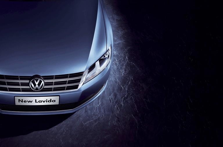2012 Volkswagen Lavida 343817