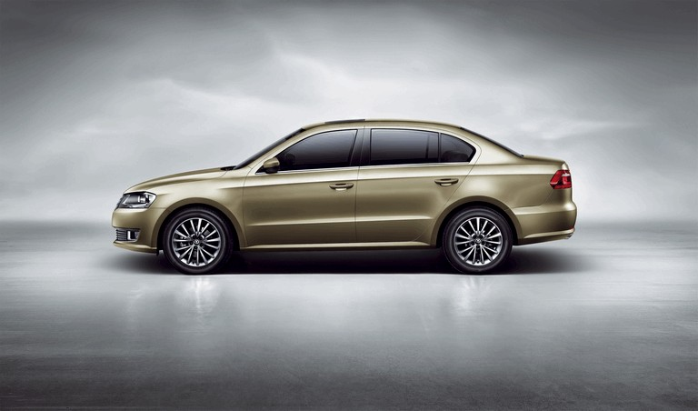 2012 Volkswagen Lavida 343818
