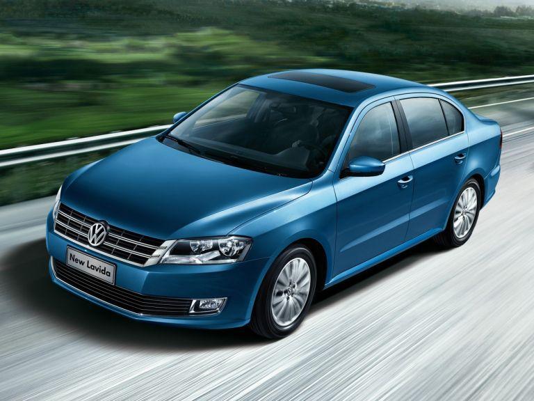 2012 Volkswagen Lavida 530118
