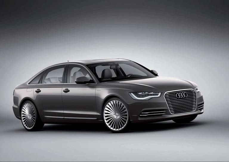 2012 Audi A6 L e-Tron concept 343963