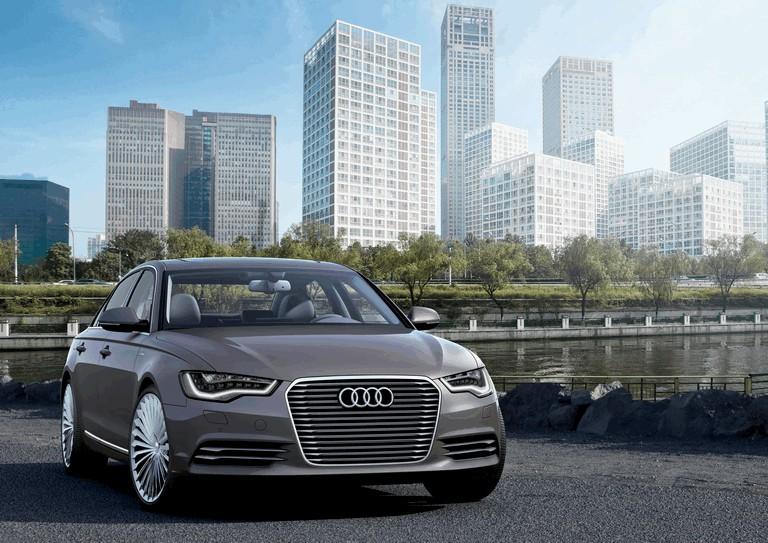 2012 Audi A6 L e-Tron concept 343966