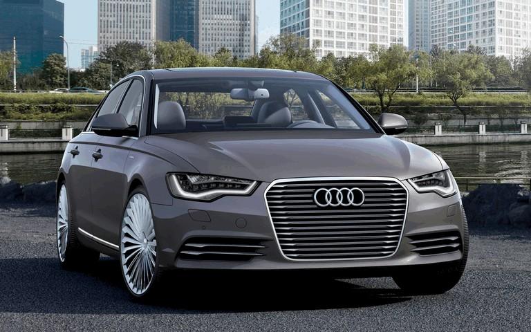 2012 Audi A6 L e-Tron concept 343967