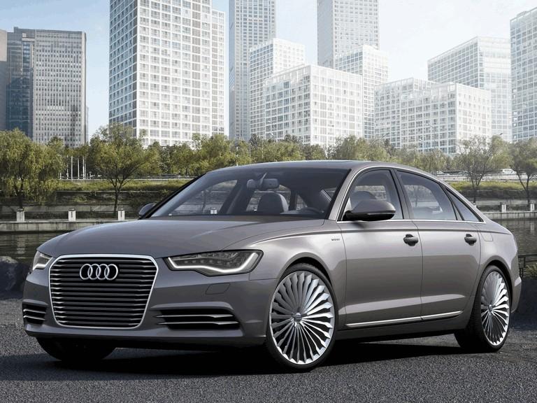 2012 Audi A6 L e-Tron concept 343968