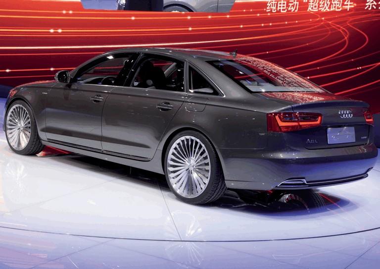 2012 Audi A6 L e-Tron concept 343974