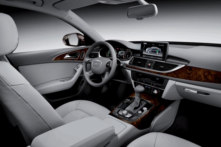 2012 Audi A6 L e-Tron concept 343979