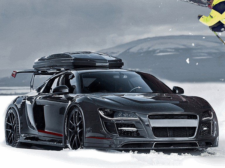 2012 Audi R8 Razor GTR Jon Olsson by PPI Automotive 344089