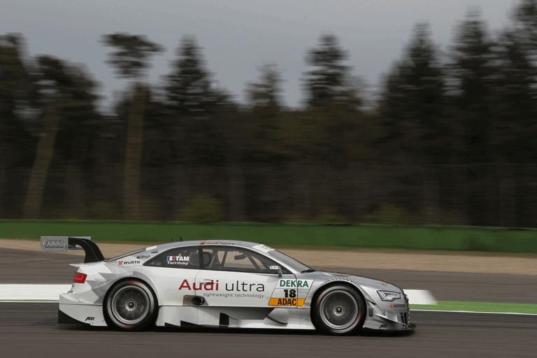 2012 Audi A5 DTM - Hockenheim 344249