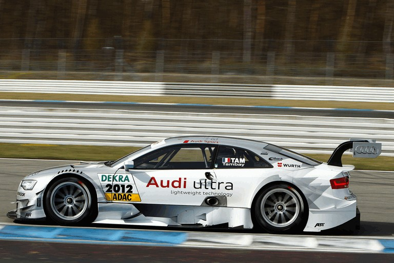 2012 Audi A5 DTM - Hockenheim 344251