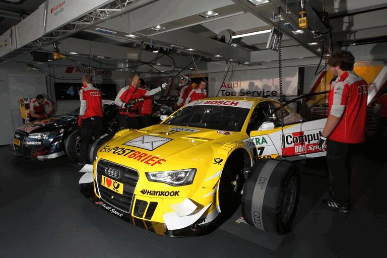 2012 Audi A5 DTM - Hockenheim 344273