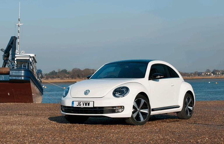 2011 Volkswagen Beetle - UK version 344378