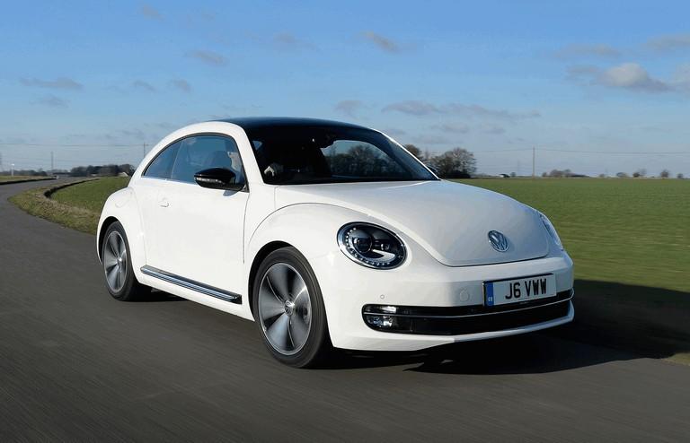 2011 Volkswagen Beetle - UK version 344393