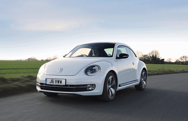 2011 Volkswagen Beetle - UK version 344394