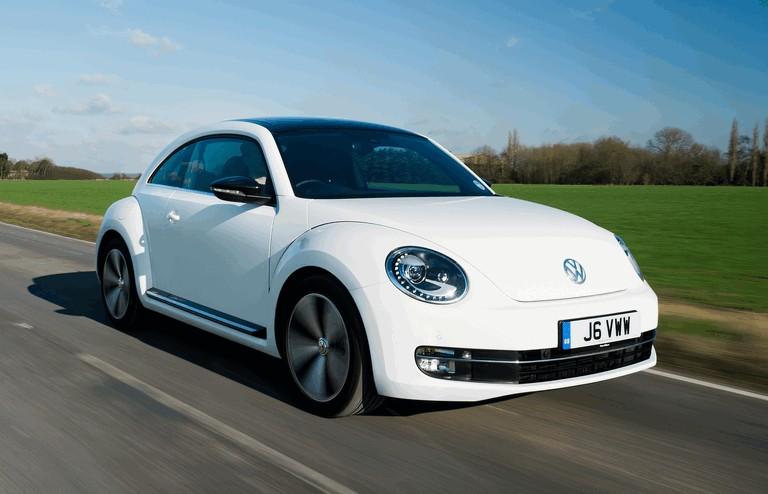 2011 Volkswagen Beetle - UK version 344395