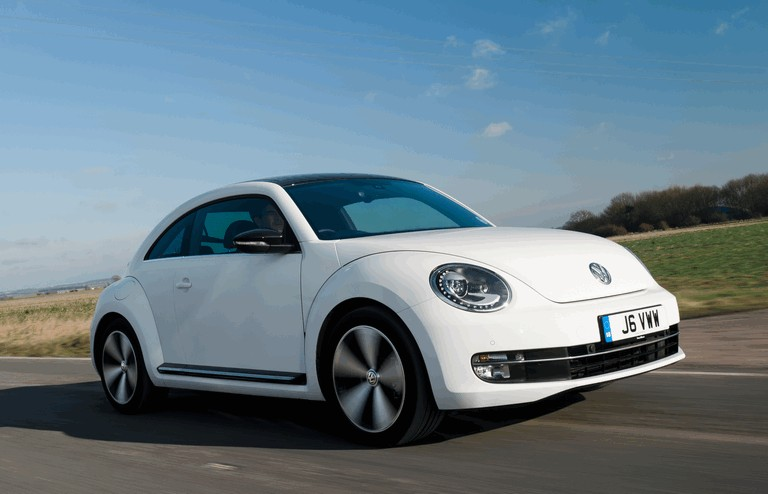 2011 Volkswagen Beetle - UK version 344399