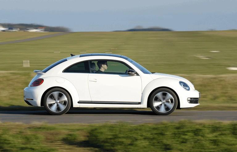 2011 Volkswagen Beetle - UK version 344400