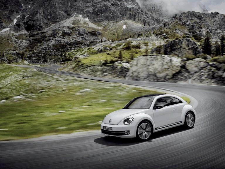 2011 Volkswagen Beetle - UK version 344408