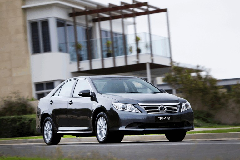 2012 Toyota Aurion AT-X 344573