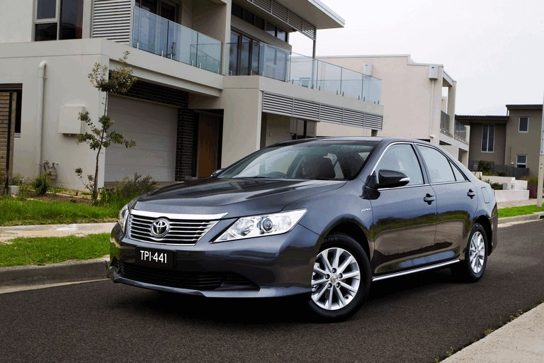 2012 Toyota Aurion AT-X 344575