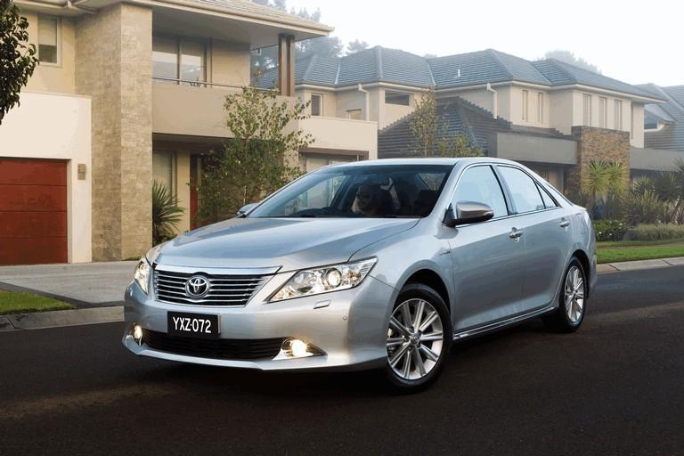 2012 Toyota Aurion Presara 344580