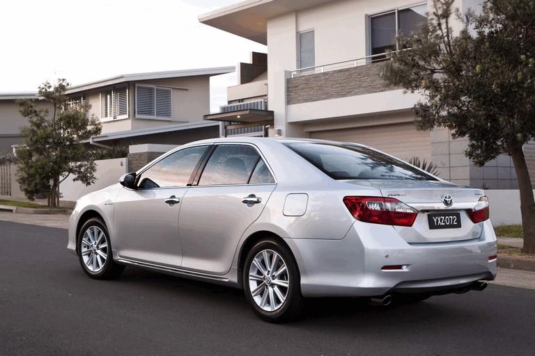 2012 Toyota Aurion Presara 344582