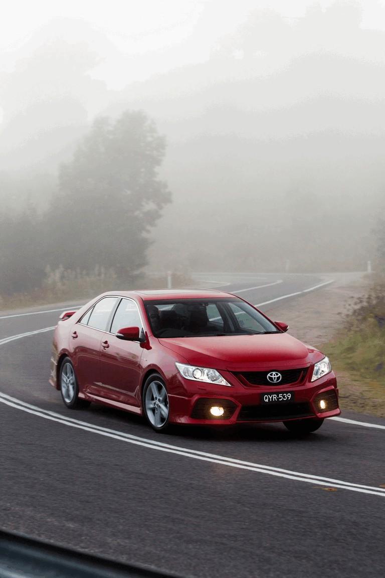 2012 Toyota Aurion Sportivo ZR6 344609