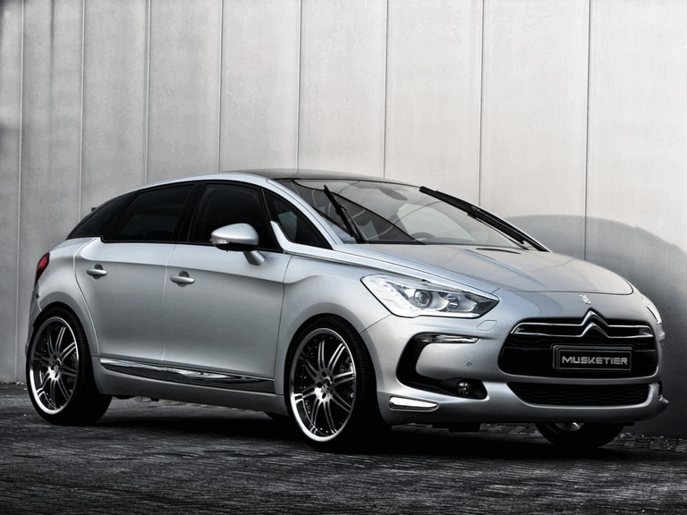 2012 Citroën DS5 by Musketier 344658