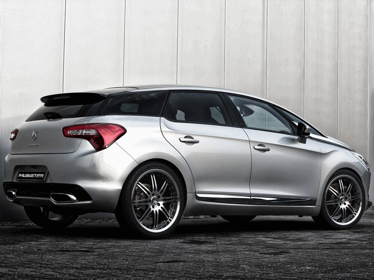 2012 Citroën DS5 by Musketier 344660