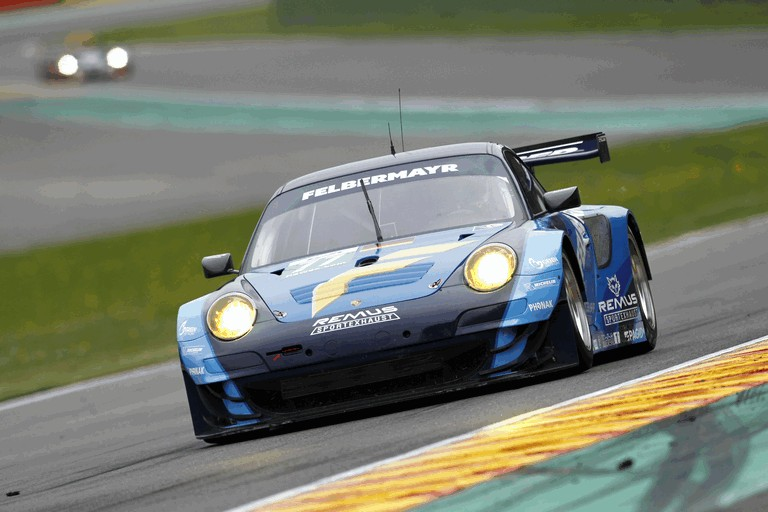 2012 Porsche 911 ( 997 ) GT3 RSR - Spa-Francorchamps 344875