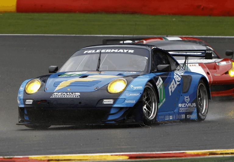 2012 Porsche 911 ( 997 ) GT3 RSR - Spa-Francorchamps 344895