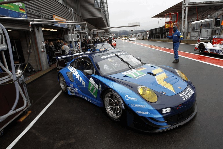 2012 Porsche 911 ( 997 ) GT3 RSR - Spa-Francorchamps 344906