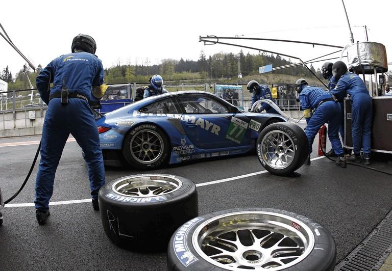 2012 Porsche 911 ( 997 ) GT3 RSR - Spa-Francorchamps 344913