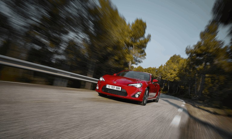 2012 Toyota GT 86 1st edition 345556